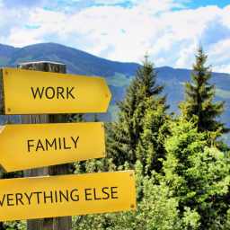 Work-family-everything-else-signpost